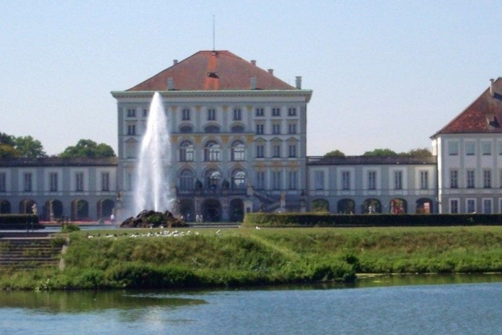 Nymphenburg marks dating games