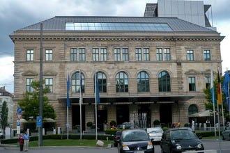 Hotel Bayer Hof Munchen