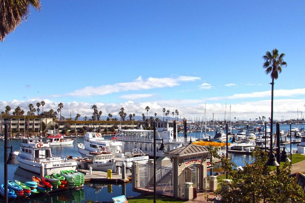 Channel Islands Harbor, Oxnard California