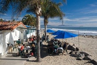 Drink It In: Santa Barbara's Best Beach Bars
