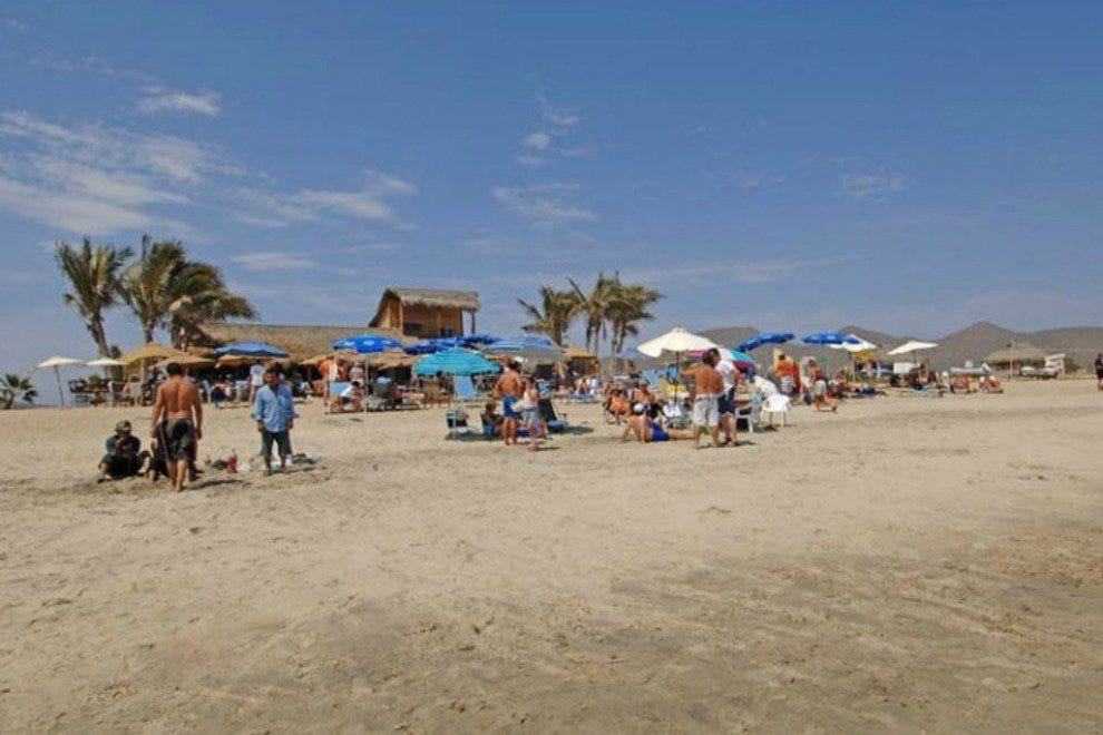 Cerritos Beach Club and Surf is located 40 miles north of Cabo San Lucas on the Pacific Coast of Baja California Sur