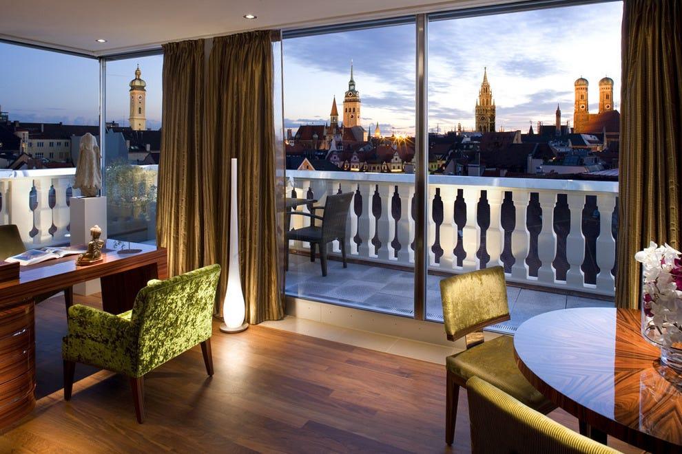 Hotel Park Hilton Munchen