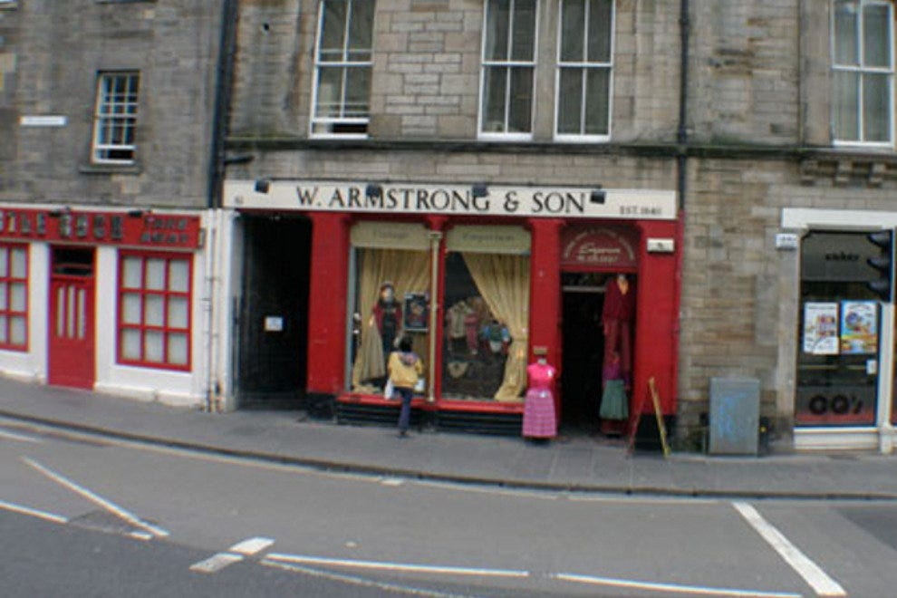 Vintage shop W. Armstrong & Son