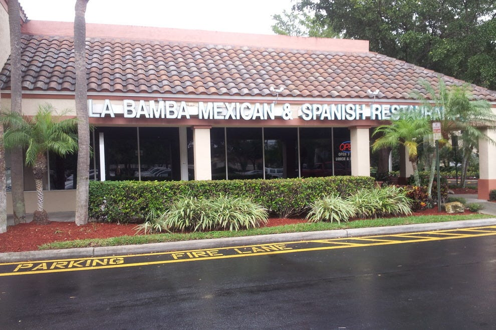 Mexican Restaurant By Broward Mall