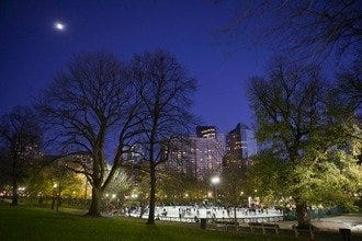 Boston Common Frog Pond