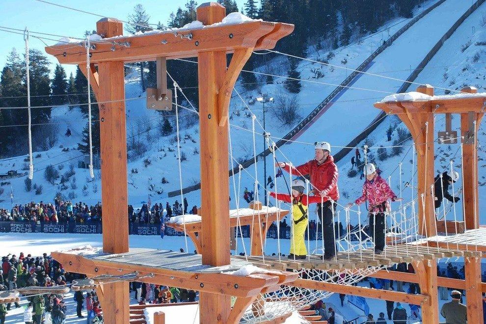 Utah Olympic Park Salt Lake City Attractions Review