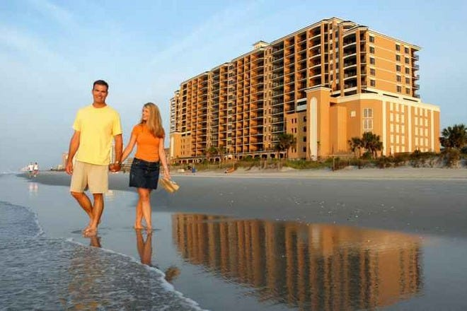 Romantic Hotels in Myrtle Beach