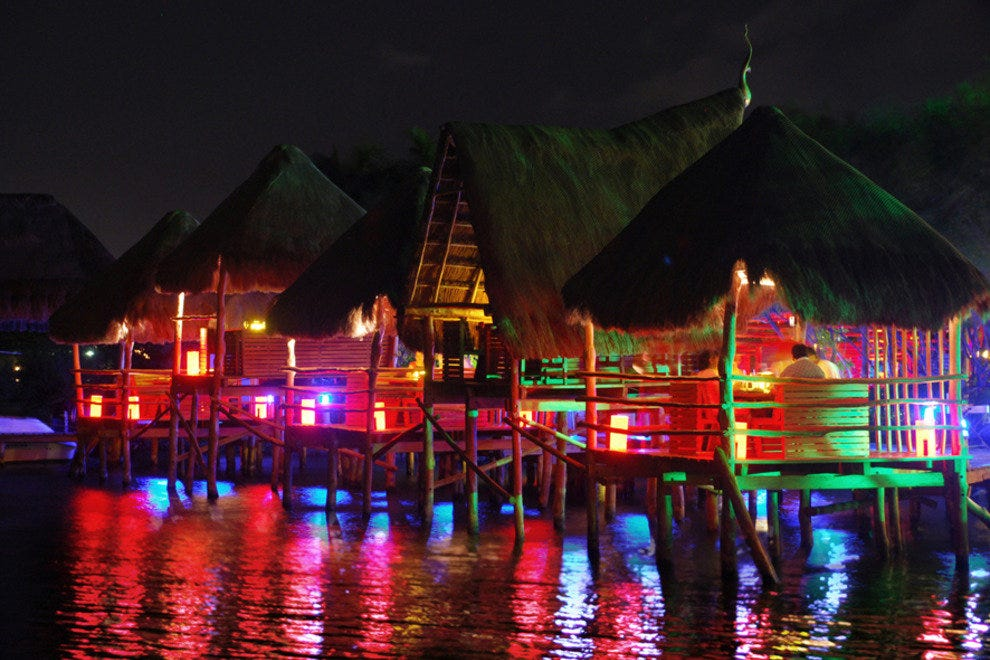 Thai Lounge is one of Cancun's most romantic restaurants