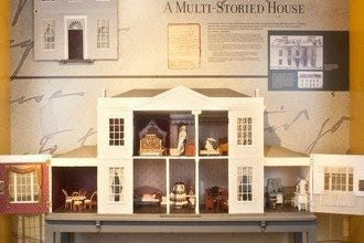 The Mini-Time Machine, A Museum of Miniatures