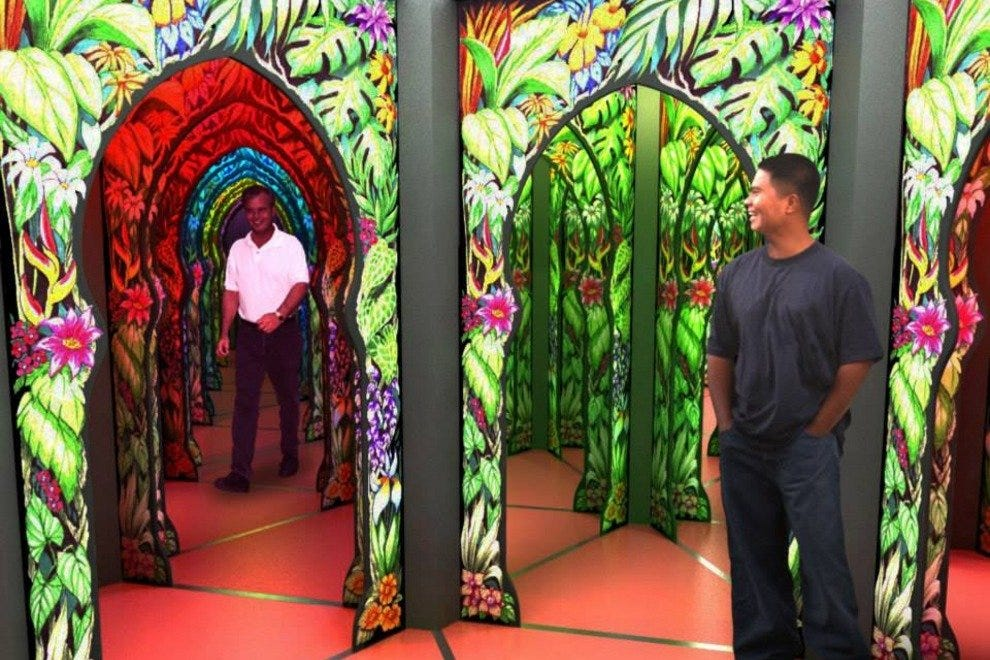 OdySea Mirror Maze is the latest family attraction in Scottsdale