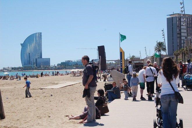 Outdoor Activities in Barcelona