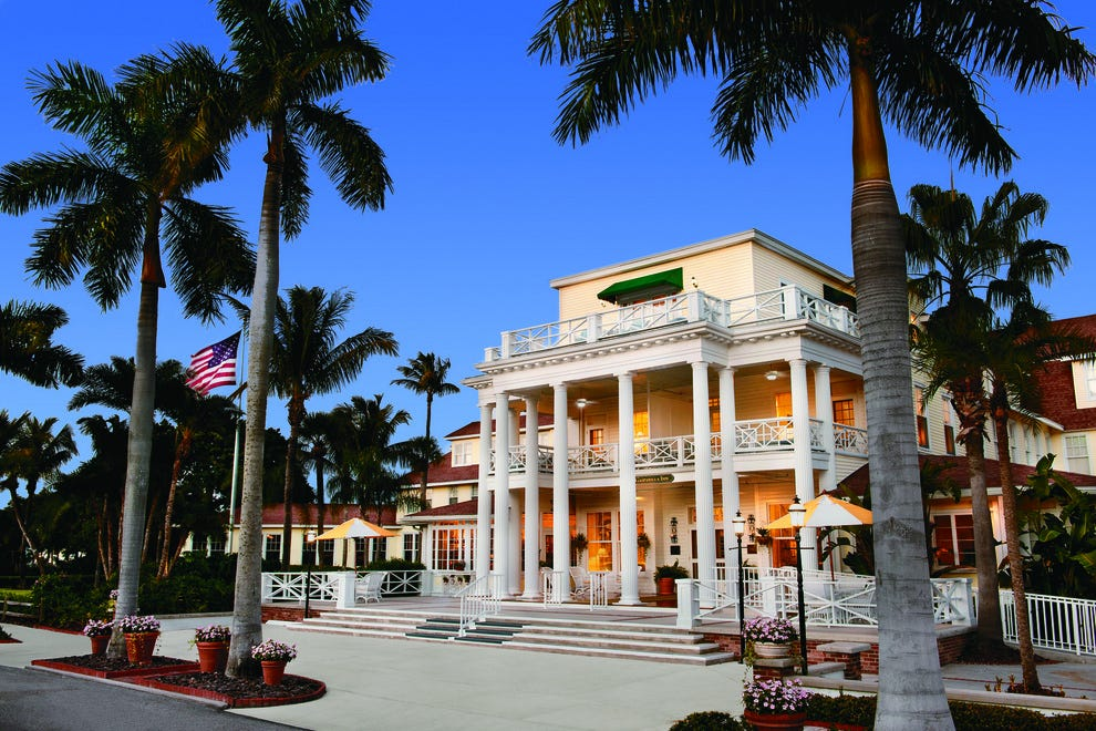 Sanibel Island Hotels: Fort Myers: Romantic Hotels In Fort Myers, FL: Romantic