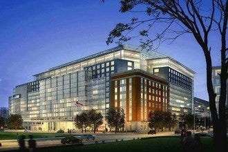 DC to Welcome Largest Hotel Yet: Marriott Marquis Washington