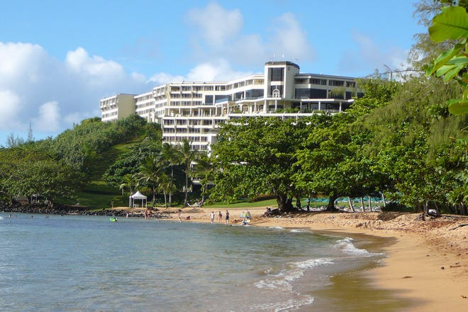 Romantic Hotels in Kauai