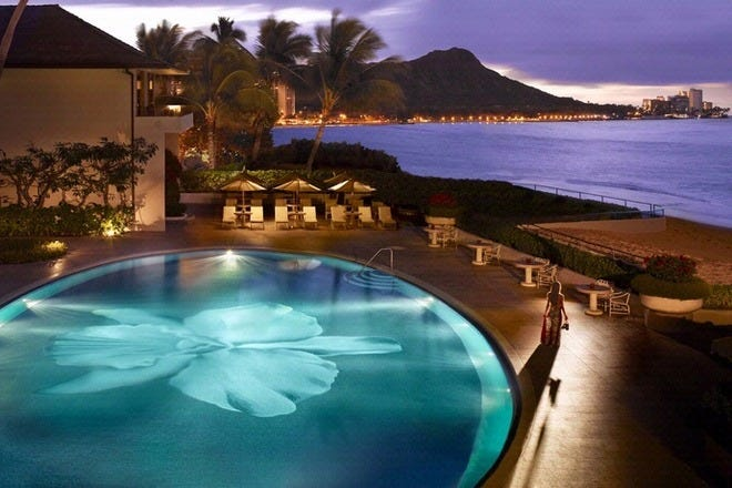 10 Most Romantic Hotels In Honolulu Hi Usa Today 10best