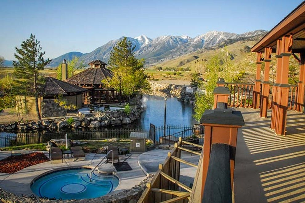 David Walley's Hot Springs Resort