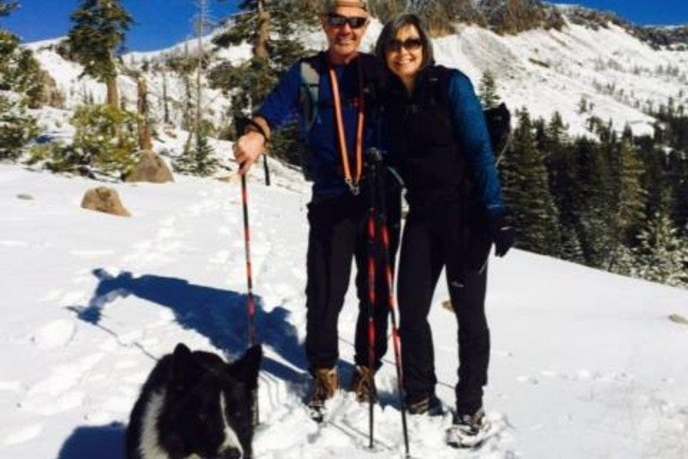 Dogs and their people are welcome on Tahoe Trails tours