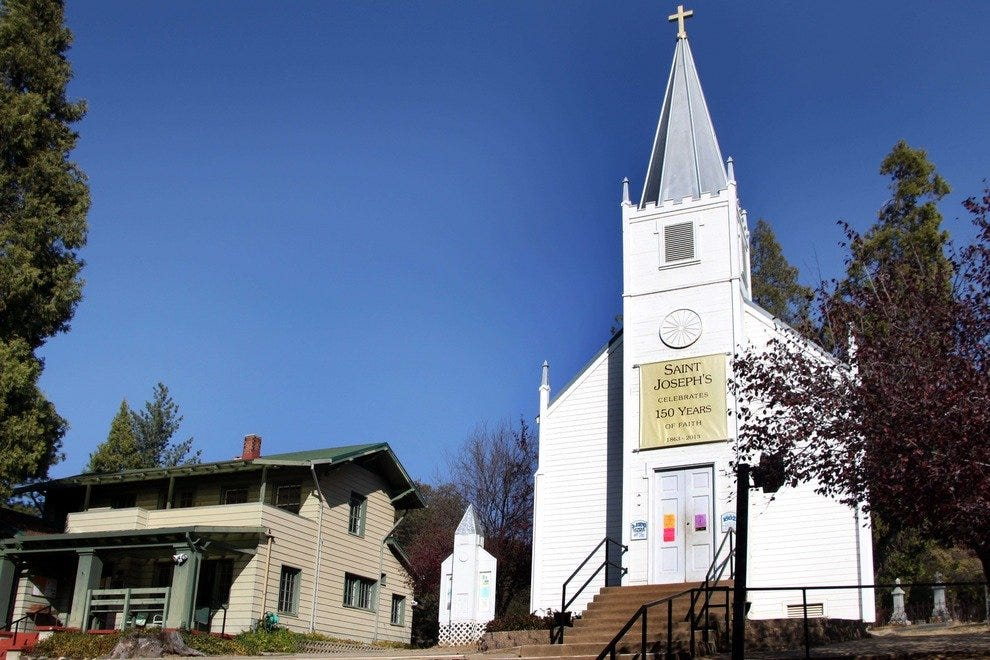 St. Joseph's Catholic Church celebrates 150 years.
