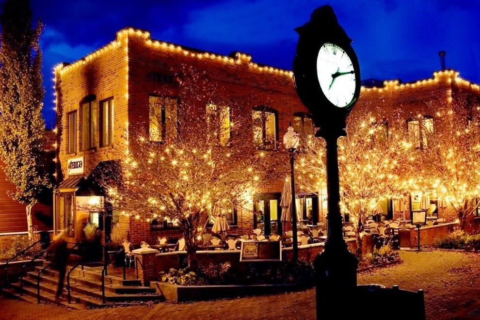 Park City 39 S Best Romantic Dining Restaurants In Salt Lake City