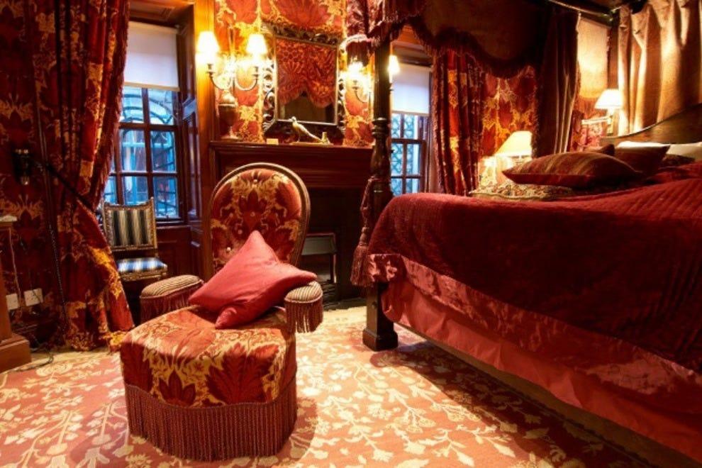 Witchery By The Castle Hotel Edinburgh
