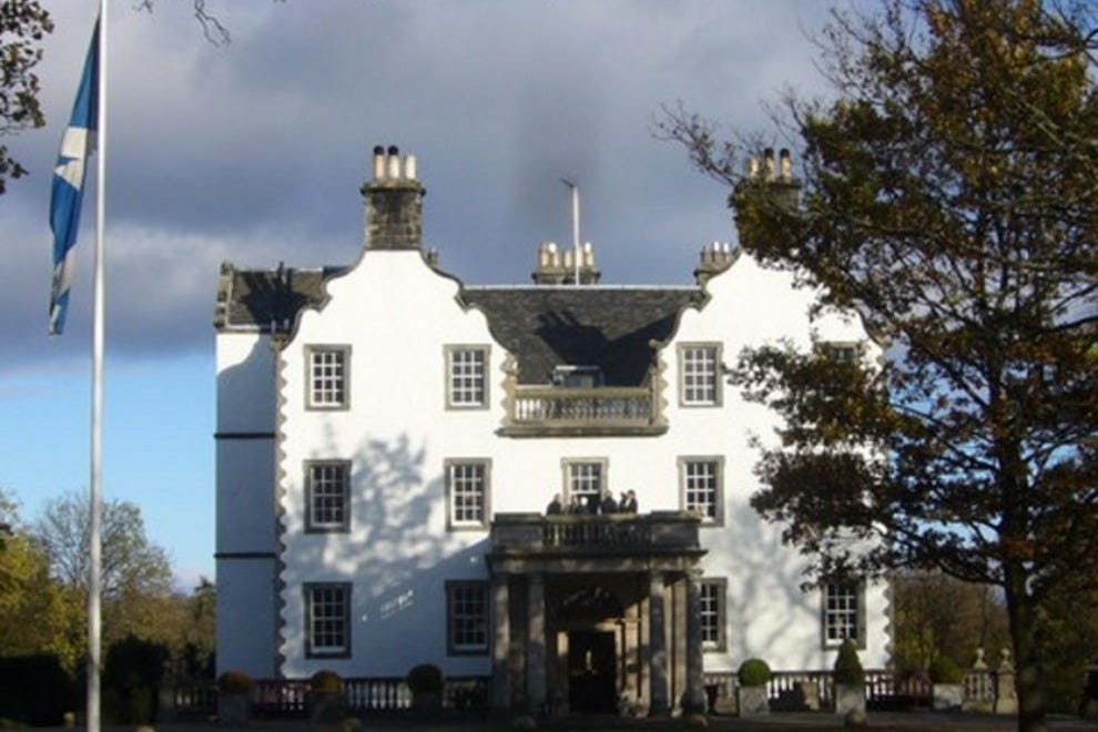Prestonfield Hotel Edinburgh
