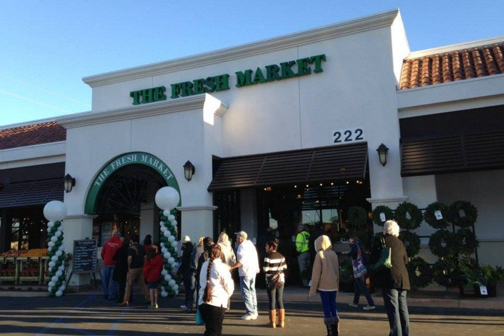 The Fresh Market opens at 222 N. Milpas