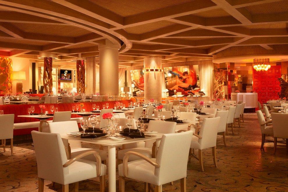 Las vegas romantic dining restaurants best restaurant