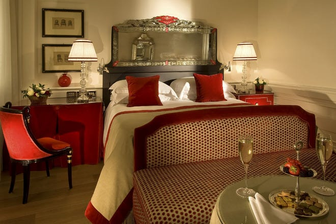 Romantic Hotels in Rome