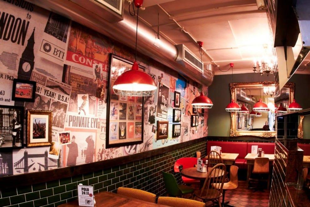 Late night restaurants in london for Late night restaurants