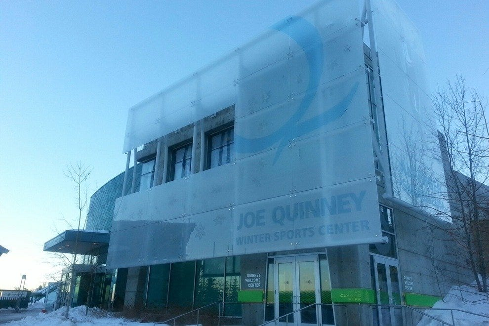 Joe Quinney Winter Sports Center at Olymipc Park