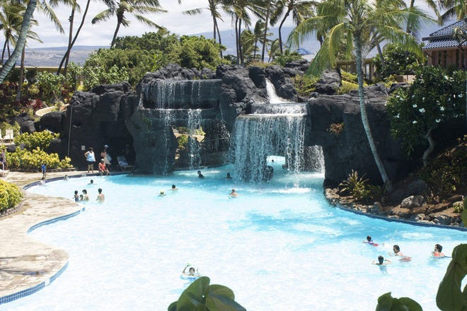 Romantic Hotels in Big Island