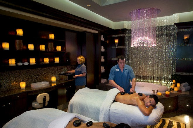 Las Vegas Spas: 10Best Attractions Reviews