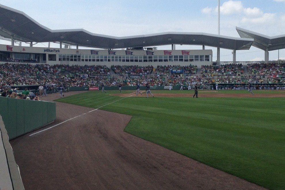 Jet Blue Park (Boston Red Sox Spring Training)