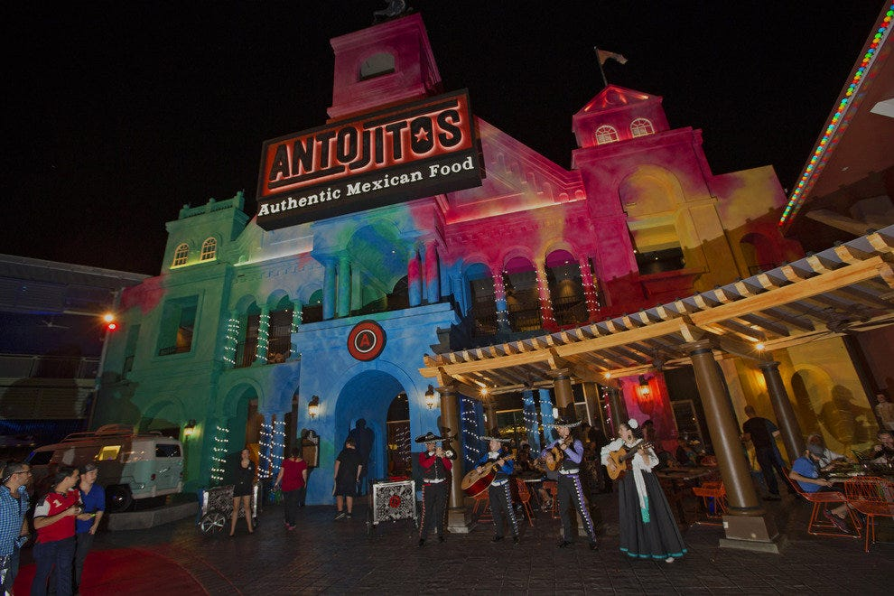Authentic Mexican Restaurants In Orlando Florida