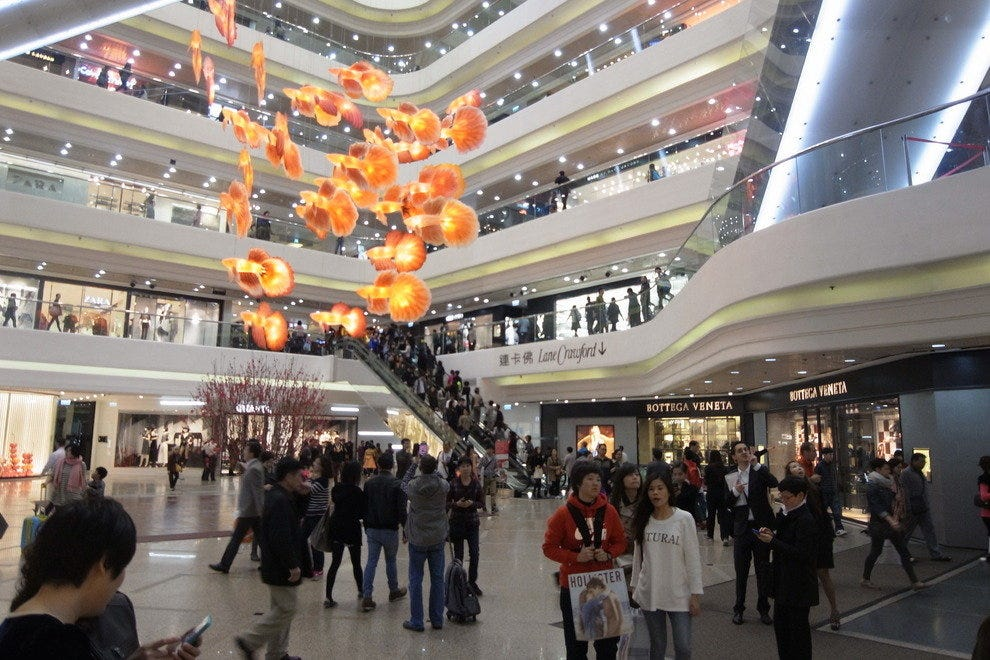 Hong Kong Malls And Shopping Centers 10best Mall Reviews