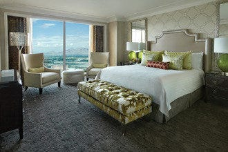 Recent Renovations Make Four Seasons Hotel Las Vegas a Winner