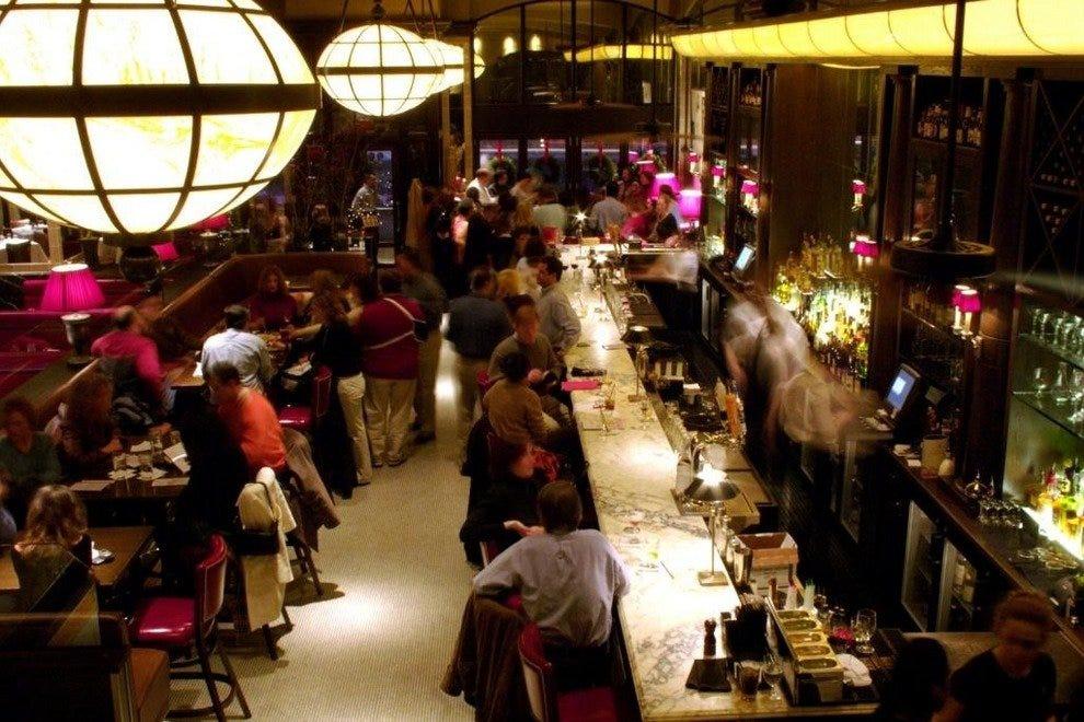 Group Friendly Restaurants In Boston