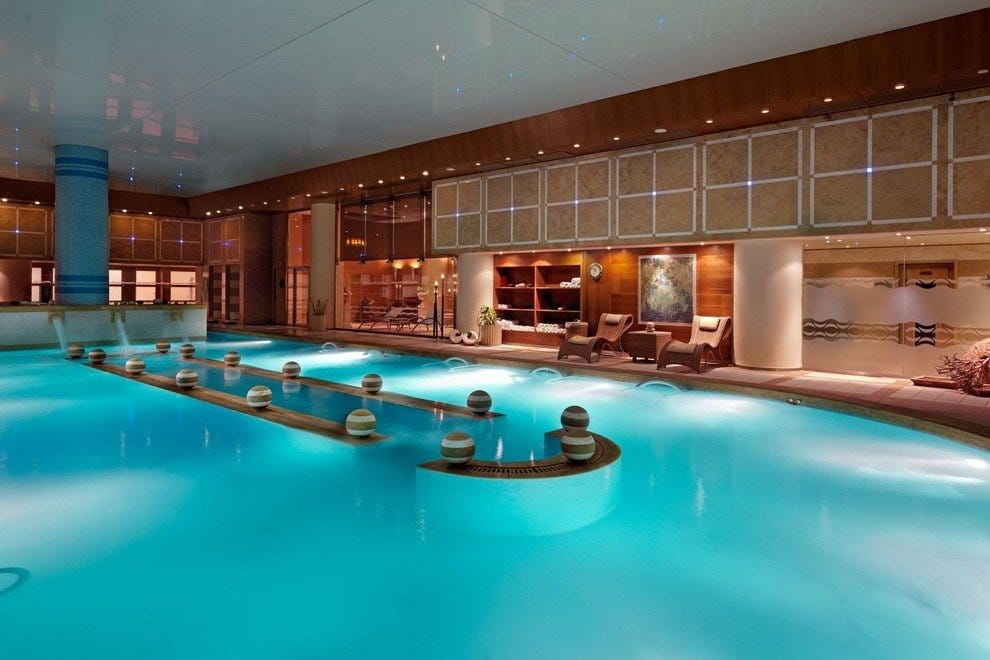 Divani Athens Spa and Thalasso Center