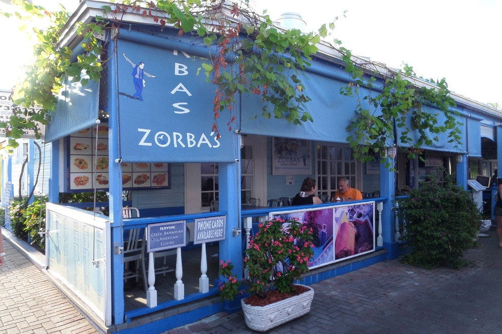 Zorba's Greek Cuisine
