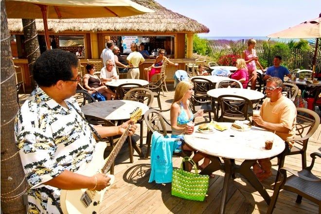 Beach Bars in Myrtle Beach