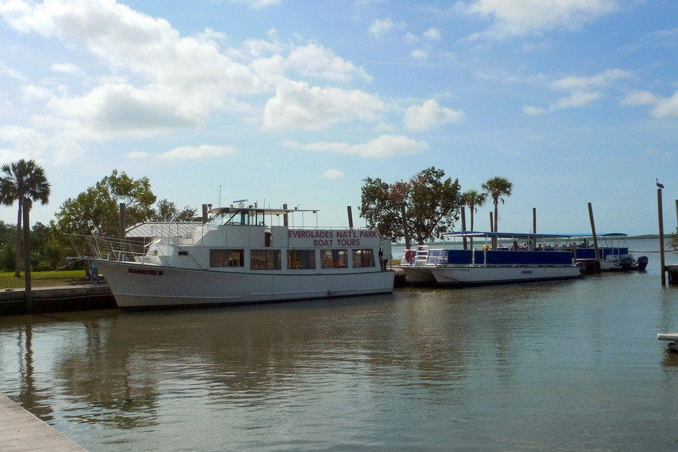 Everglades National Park Boat Tours