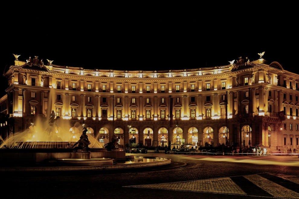 Bar Hotel De Rome