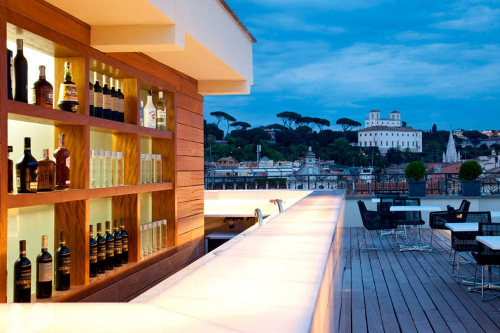 Rome boutique hotels in rome boutique hotel reviews 10best for Boutique rome