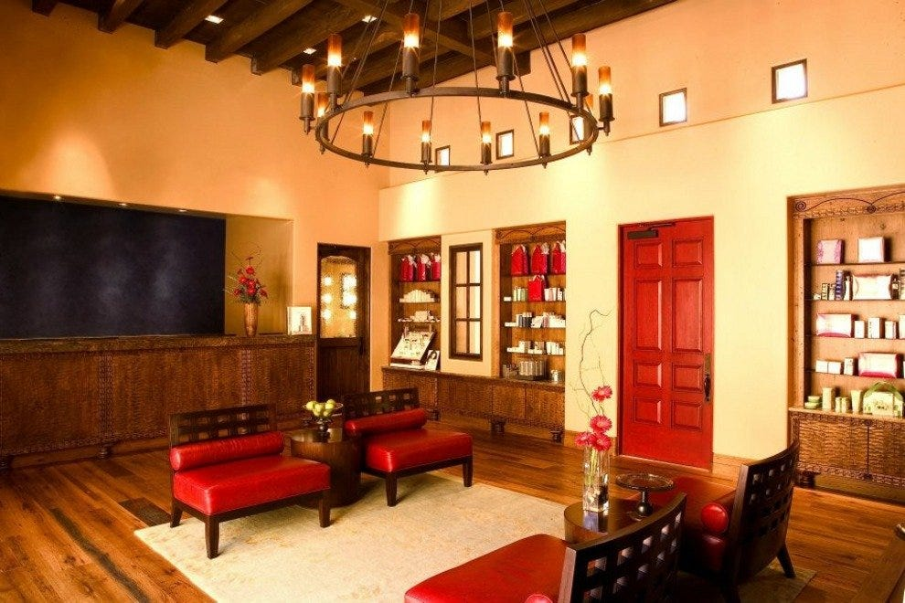 Red Door Spa at the Wigwam Resort
