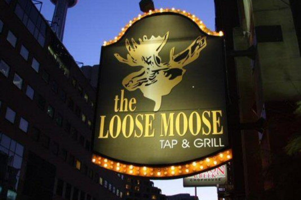 The Loose Moose Tap & Grill
