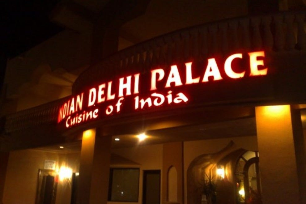 Indian Delhi Palace