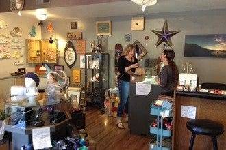 Tahoe City's Trunk Show Shop Features Local Artists' Goods