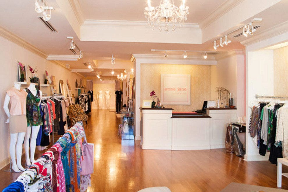 emma jane's La Jolla boutique