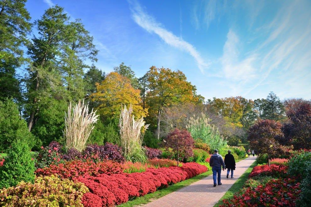 Longwood Gardens Kennett Square, Pa.