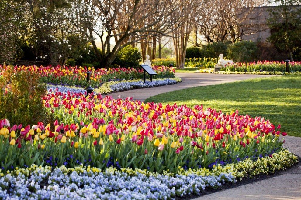 Best Public Garden Winners 2014 10best Readers 39 Choice